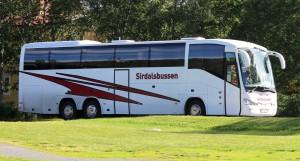 sirdalsbussen