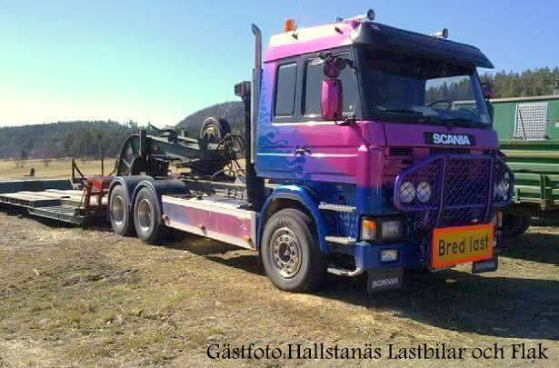 Hallstanäs Lastbilar och Flak