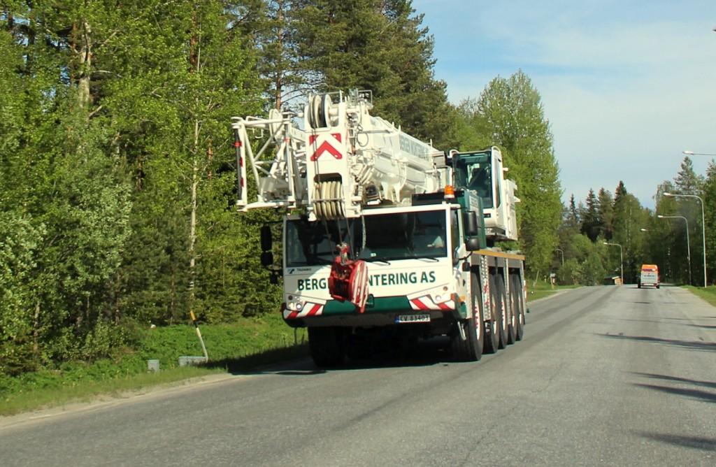 norskkranbil
